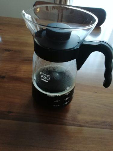 アイスコーヒー完成!