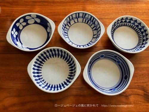波佐見焼きのグラタン皿(ふるさと納税)