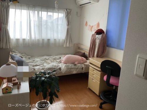 子供部屋(長女スペース)