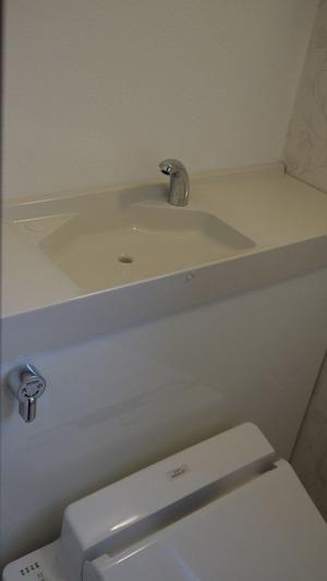 1Fトイレの手洗い